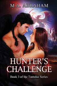 Hunter's Challenge Book 3 of The Tantulus Series