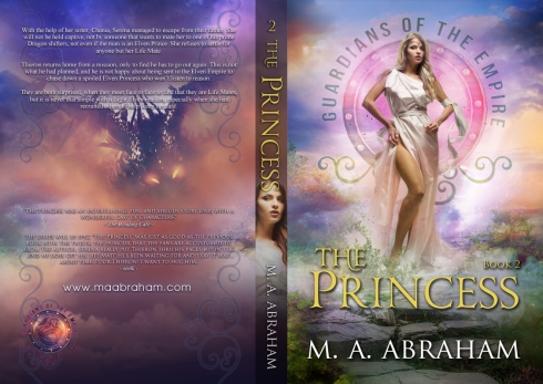 ThePrincesspaperback copy