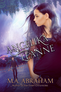 Angelika Leanne - Book 3 of Daughters of the Valley